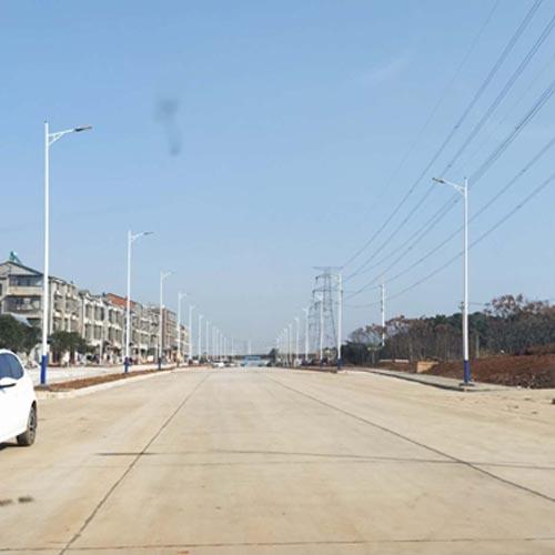 江夏区环岛路延长段