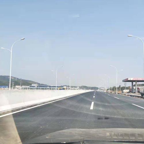 江夏107国道四环线至新南环12公里